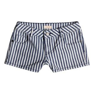 Roxy Girl Young Heart Denim Shorts size 10